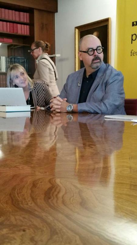 Pordenone Legge 2017: Carlos Ruiz Zafòn