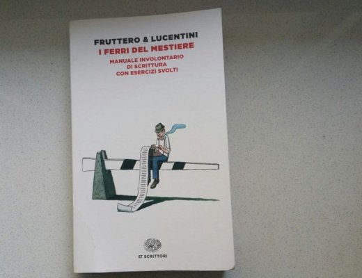 I ferri del mestiere dello scrittore: il lascito involontario di Fruttero e Lucentini