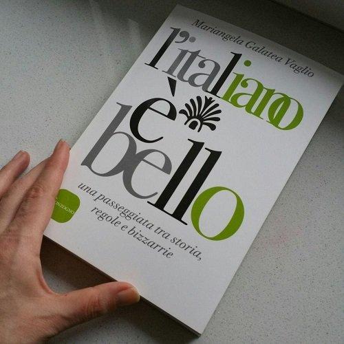 L'italiano è bello di Mariangela Galatea Vaglio, Sonzogno