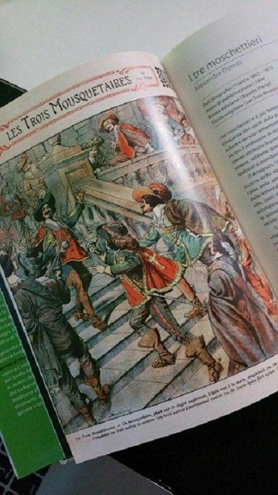 I tre moschettieri, Alexandre Dumas