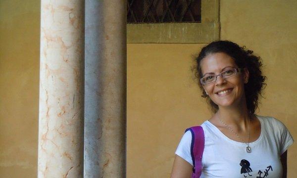 Curriculum Del Lettore di Veronica Ramos