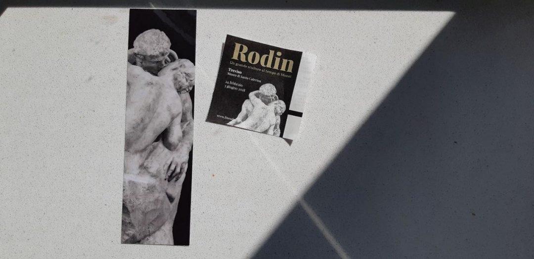 Rodin a Treviso: opere e corrispondenze letterarie in mostra