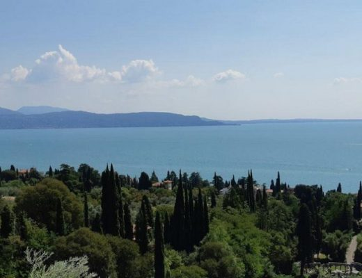 Vacanza sul lago di Garda: tre luoghi da leggere sul posto