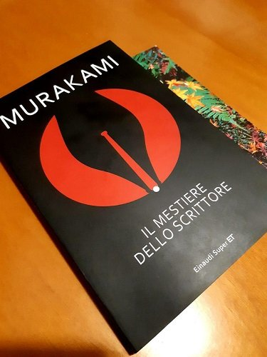 Murakami, il mestiere dello scrittore
