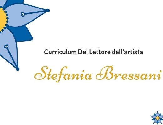 Curriculum Del Lettore di Stefania Bressani: la bellezza delle letture d'artista