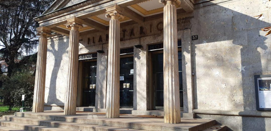 Il Planetario di Milano: dalle stelle alle entità oscure