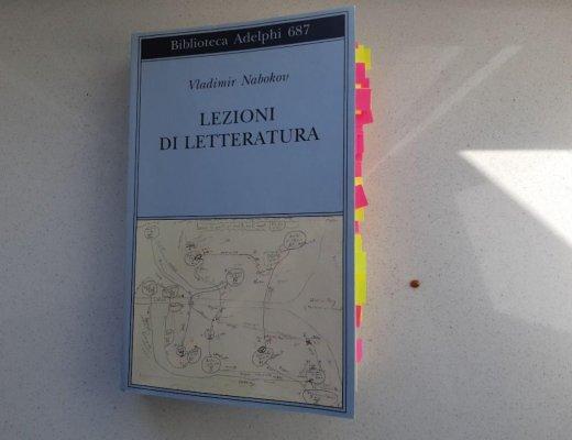 Lezioni di letteratura di Vladimir Nabokov: come imparare a leggere, modelli ed esempi