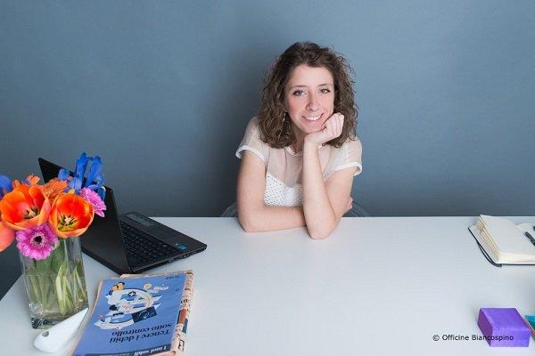 Curriculum Del Lettore di Chiara Sinchetto: promotrice di consapevolezza finanziaria