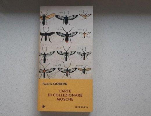 L'arte di collezionare mosche di Fredrik Sjöberg