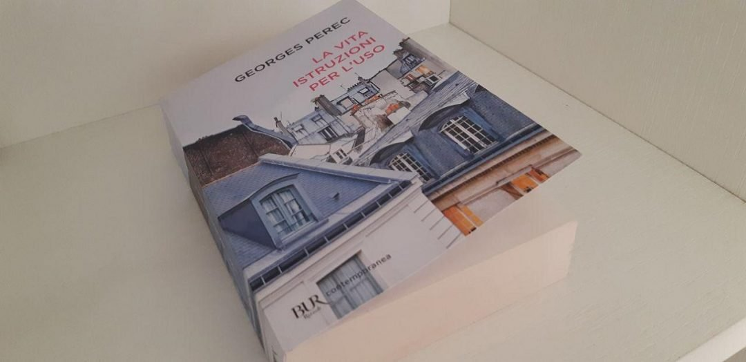 Vita istruzioni per l'uso, romanzo puzzle di Georges Perec