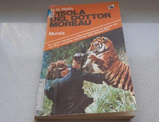 L'isola del dottor Moreau, H.G. Wells: trama e impressioni post lettura