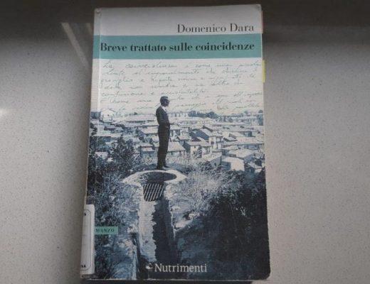 Breve trattato sulle coincidenze di Domenico Dara: consigli, similitudini e impressioni di lettura