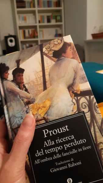 All'ombra delle fanciulle in fiore di Marcel Proust