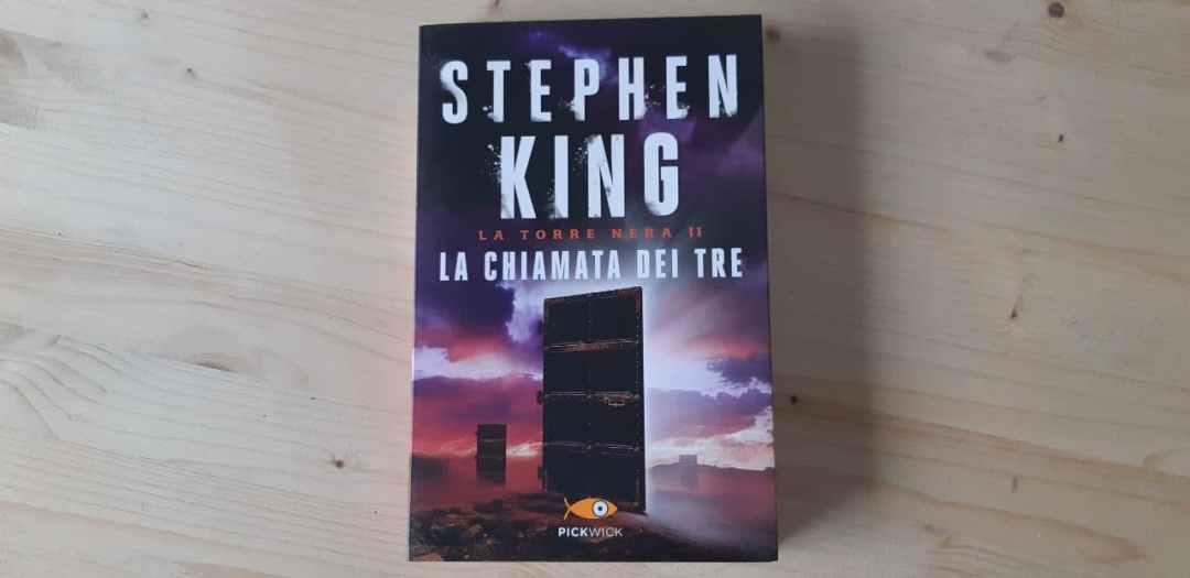 Stephen King e il fantasy La torre nera: La chiamata dei tre