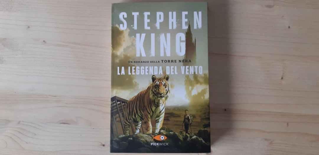 Stephen King e La torre nera: La leggenda del vento