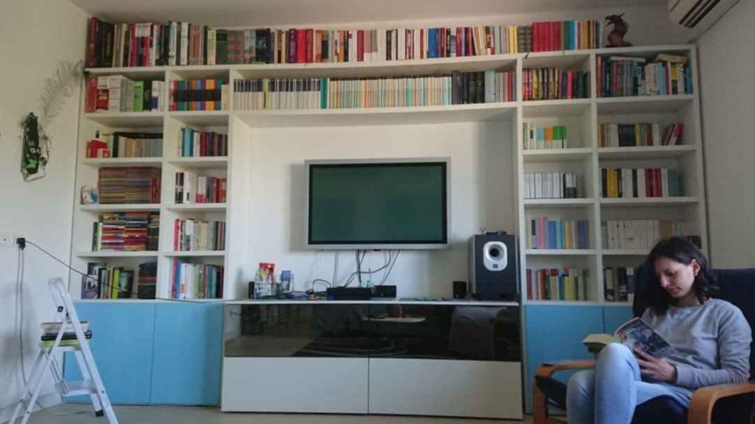 Rita Fortunato e la libreria di ParoleOmbra