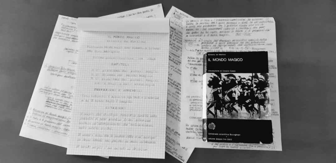 Il mondo magico di Ernesto de Martino e l'etnologia razionale