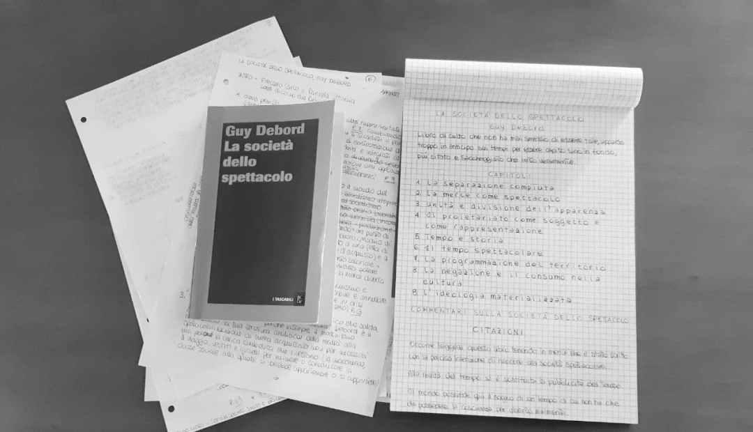 La società dello spettacolo di Guy Debord: una lettura guidata
