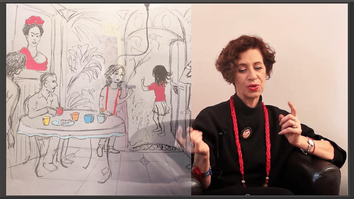 Mariana Alba de Luna «Les ricochets du passé dans la scène professionnelle»