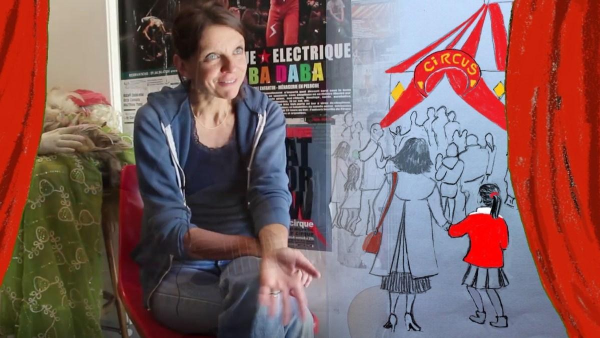 Caroline Weiss de Diesbach «l'Autre scène»