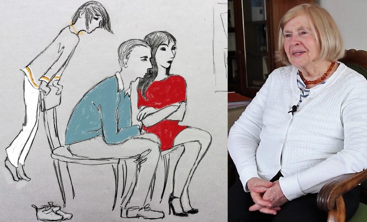 Annie Stammler «À l'écoute des enfants»