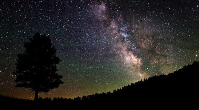 «Conter les étoiles» : Astronomie et contes de la nuit