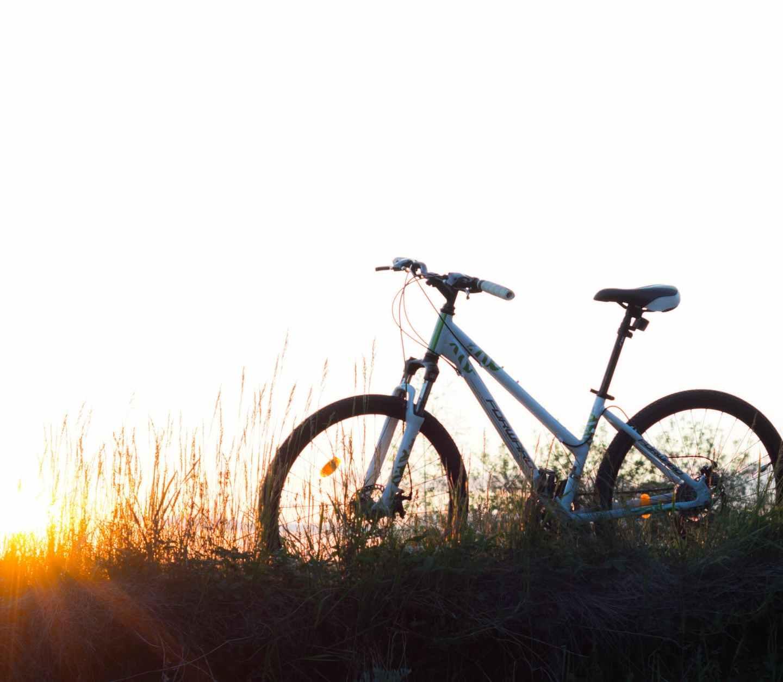 Histoire d'un vélo et d'un soutien-gorge ?