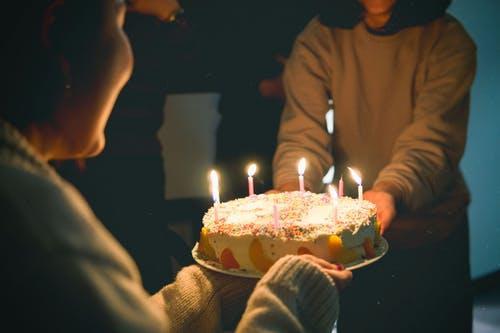 Et vlan, voilà mon anniversaire!