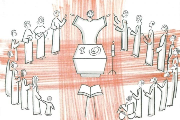 «Viver a liturgia como lugar de encontro» 2018/19