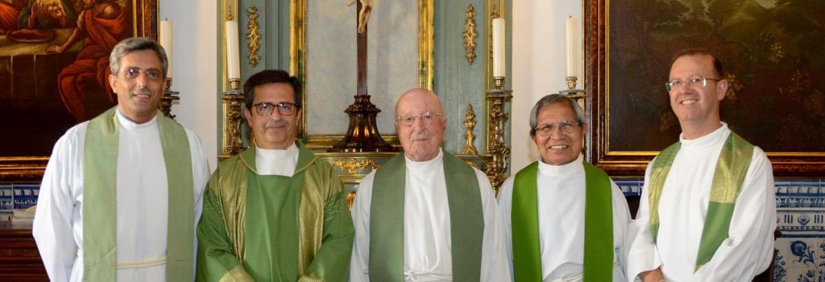 Os nossos Sacerdotes