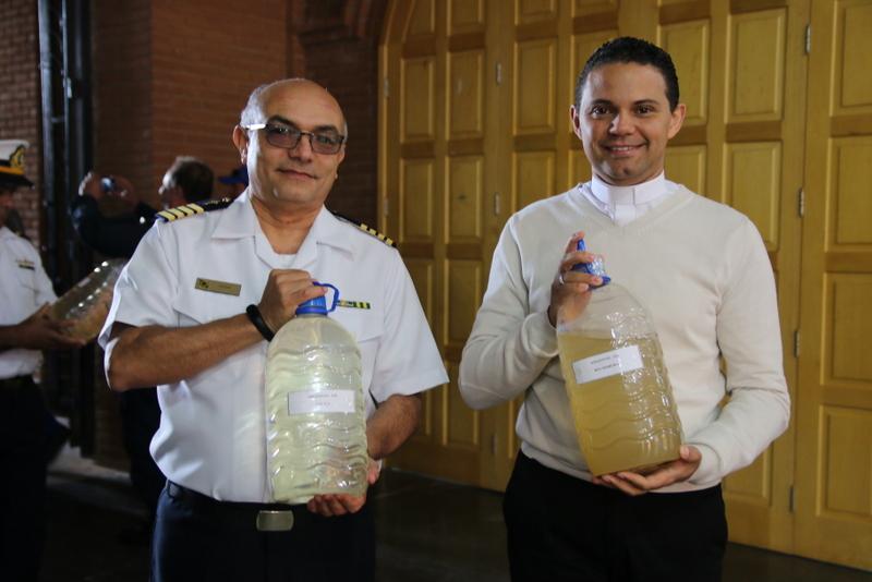 Águas Do Brasil Serão Abençoadas Nas Celebrações Dos 300 Anos De Aparecida