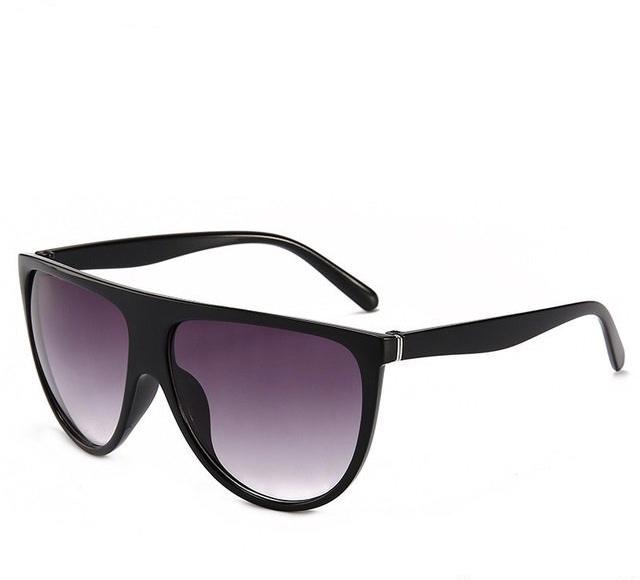 Olivia vékony szárú fekete női napszemüveg