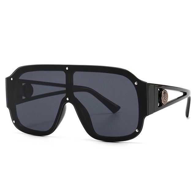 Donna fekete unisex napszemüveg