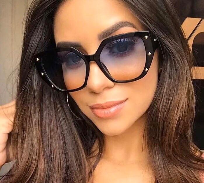 Amina fekete női napszemüveg
