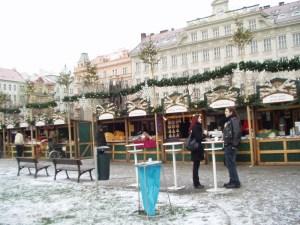 Podebrad Christmas market
