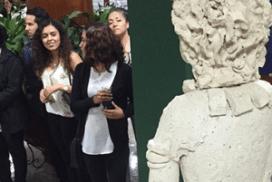 Exposición Alexandra Arango 2016