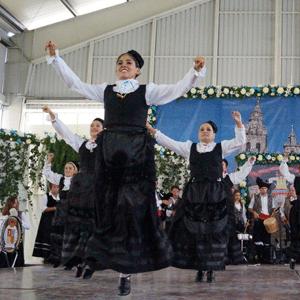 Romería de Santiago 2016