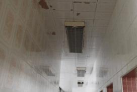 Remodelado de baño de damas 2016