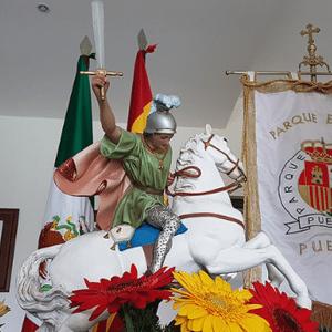 Romería de Santiago Córdoba 2017