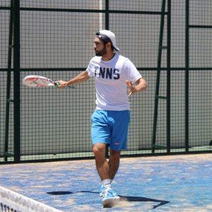 Semifinales Pádel y Tenis