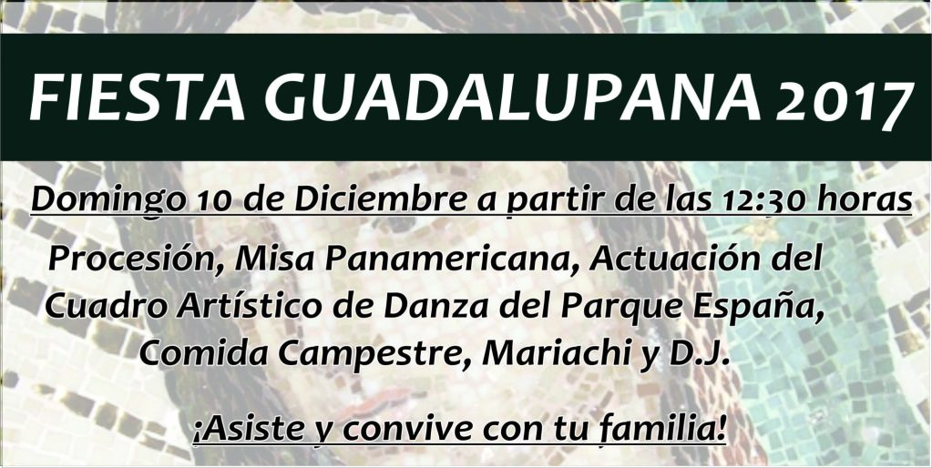 fiesta guadalupana+
