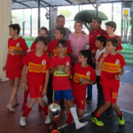 Campeones de Futbol