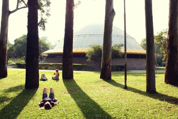 Planetario. Foto Priscilla Rodrigues