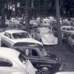 Estacionamento anos 60