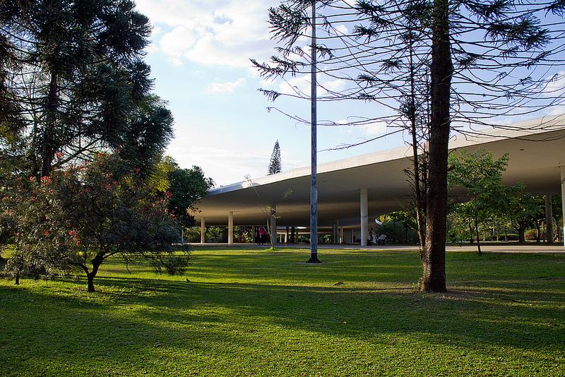 Foto Marquise do Ibirapuera. Michael Schissel
