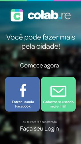 Use o Colab para cuidar do Parque Ibirapuera!