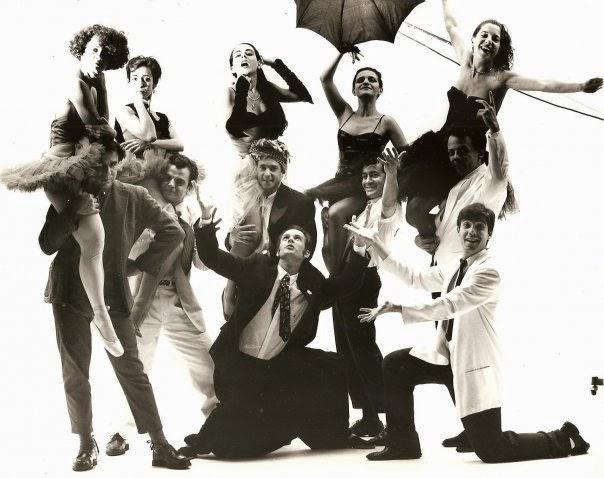 Marzipan com o grupo musical Luni, ambos sucessos da década de 80.
