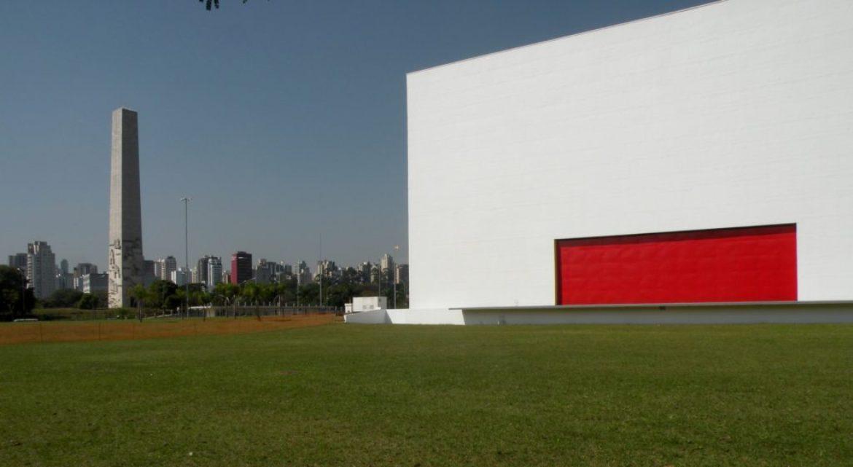 Auditório Oscar Niemeyer (foto: Roberto Carvalho de Magalhães)