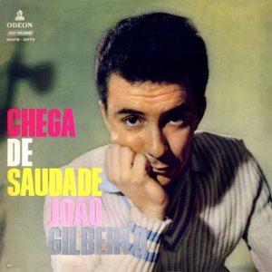 Capa original do LP Chega de Saudade, de 1959.