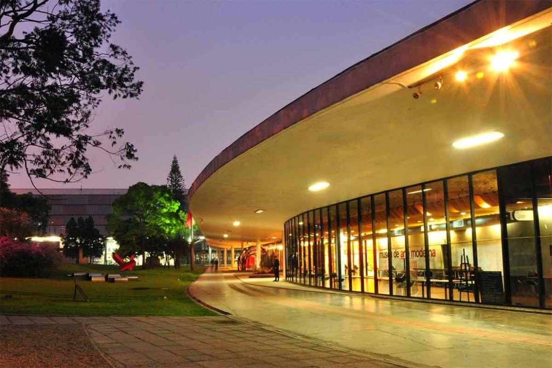 Museu de Arte Moderna de São Paulo - MAM - Parque Ibirapuera Conservação